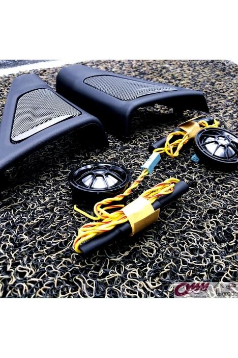 Audi A7  RMC Üzerinde Dokunmatik Navigasyon Sistemi