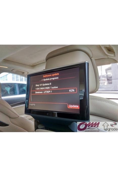 Volvo S40 Android Multimedya Navigasyon Sistemi