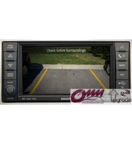 Park Rehberi çizgisine sahip Mercedes-Benz NTG5.0 için HDMI ile Video Arabirimi