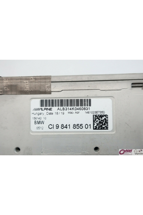 Audi A6 4G RMC Multimedia Sistemi