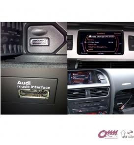 Audi Q3 8U MMI 3GP Donanım...
