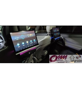 Bmw 5 Serisi F10 / F11 / F07 Android Navigasyon Multimedia Sistemi
