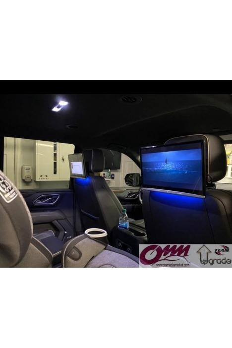 Volkswagen Touareg Android Navigasyon Multimedia Sistemi