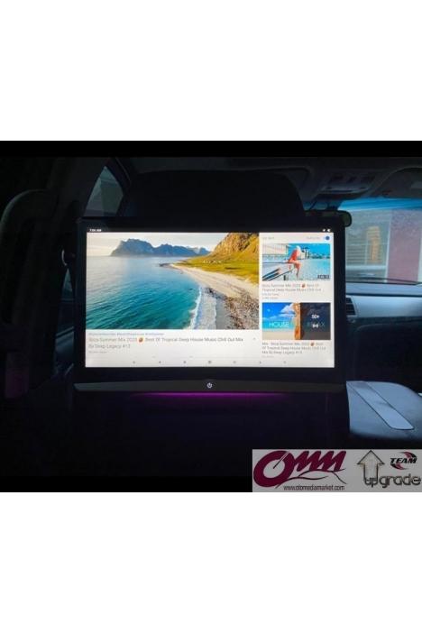 Mercedes E Serisi W212 Android Navigasyon Multimedia Sistemi