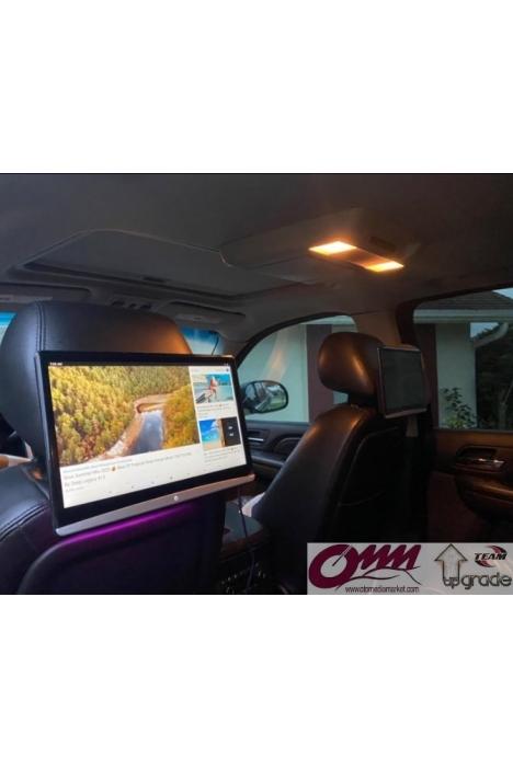 Mercedes C Serisi W204 Android Navigasyon Multimedia Sistemi
