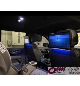 Mercedes C Serisi Android Navigasyon Multimedia Sistemi