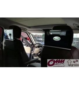 Mercedes C Serisi W205 Navigasyon Multimedia Sistemi