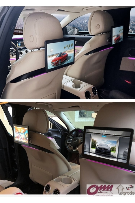 Mercedes CLA/GLA Serisi Android Navigasyon Multimedia Sistemi