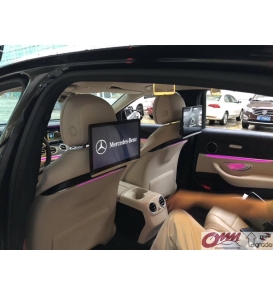 Mercedes E Serisi W207 Comand Online NTG 4.7 Sistemi