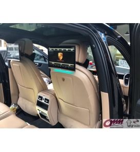 Chrysler Jeep Dodge REC Ana Ünite Üzerinde Dokunmatik Navigasyon Sistemi