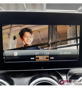 Mercedes C Serisi W204 Comand APS NTG4.7 Multimedya Navigasyon Ünitesi