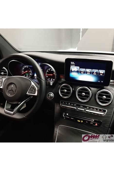 Mercedes C Serisi W205 Comand APS NTG5 Multimedya Navigasyon Ünitesi