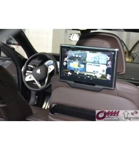 Range Rover Evoque Android IP tv Sistemi