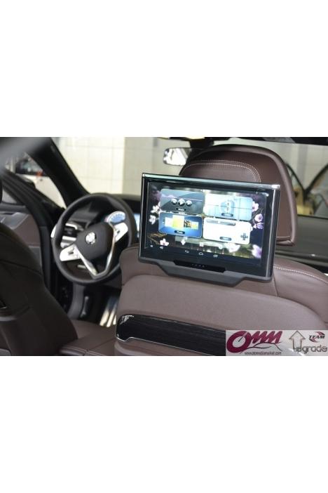 Range Rover Evoque Android IP tv Sistemi