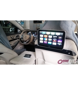 Audi A3 8V Android Arka Eğlence Sistemi