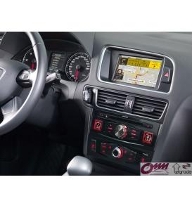 Audi Q8 4M Geri Görüş Kamera Sistemi