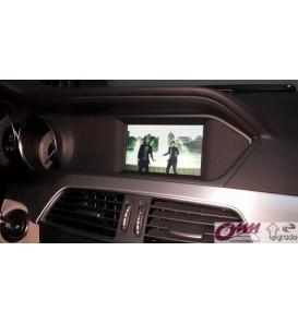 Mercedes E Serisi W212 Geri Görüş Kamera Sistemi