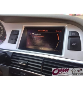 Audi A4 B8 APPLE TV Sistemi