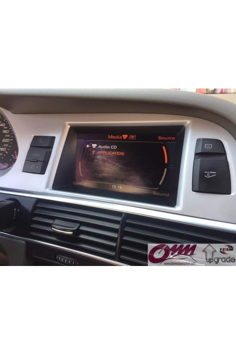 Audi A4 B8 APPLE TV Sistemi