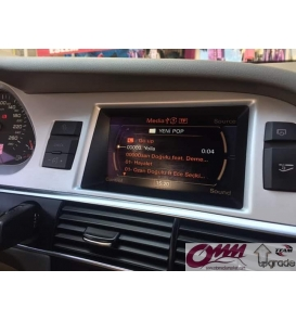 Audi A3 8V MIB2 CARPLAY Sistemi