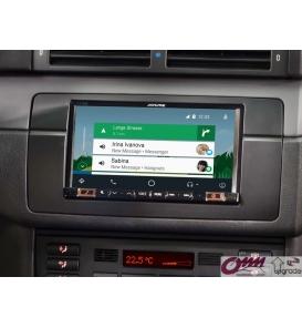 Mercedes C Serisi W205 Hareket Halinde Ekran Açık Aktivasyonu