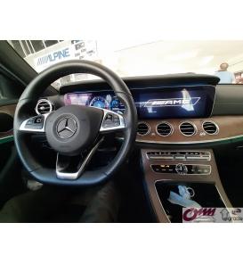 Mercedes GLA Serisi X156 Geri Görüş Kamera Sistemi